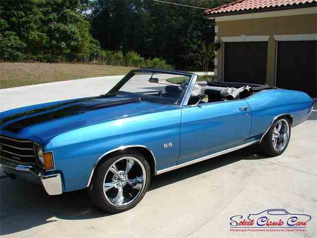 1972 Chevrolet Chevelle | 997426