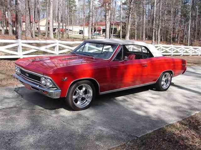 1966 Chevrolet Chevelle | 997428