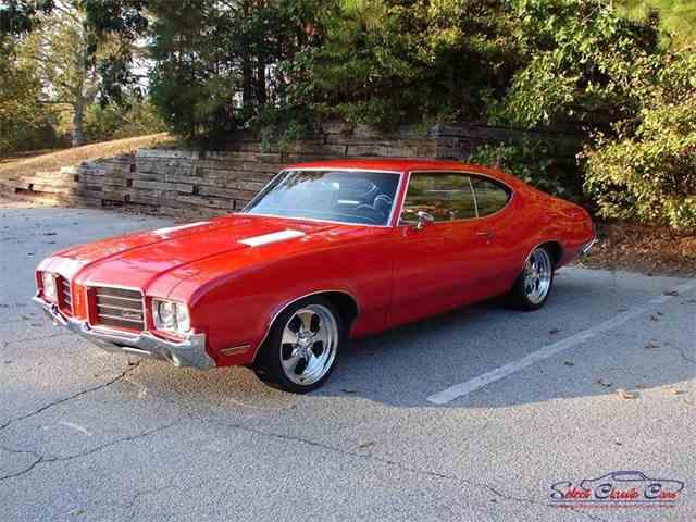1971 Oldsmobile Cutlass | 997431