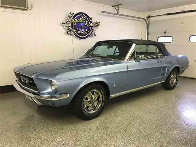 1967 Ford Mustang | 997441