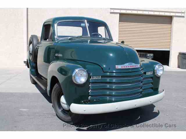 1952 Chevrolet 3100   997442