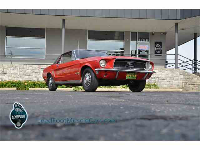 1968 Ford Mustang | 997447