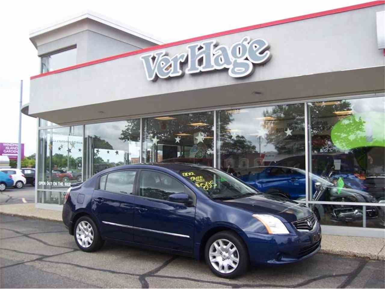 Large Picture of '12 Sentra - LDN2