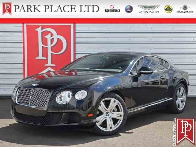 2012 Bentley Continental | 997458