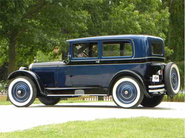 Classic nash for sale on 46 available for 1927 nash 4 door sedan