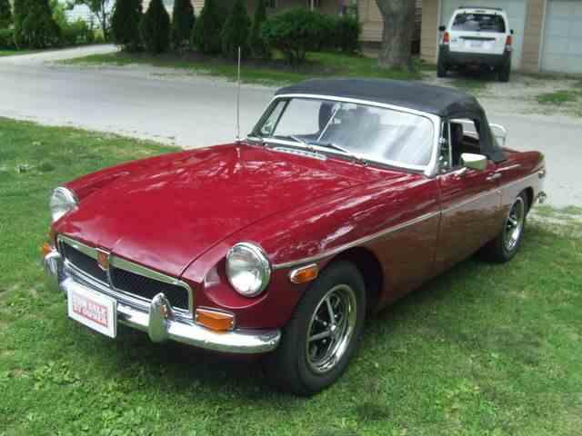 1974 MG MGB | 997466