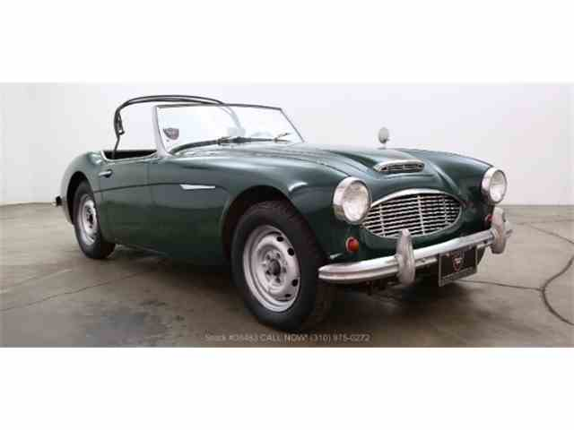 1961 Austin-Healey BT7 3000 | 997469