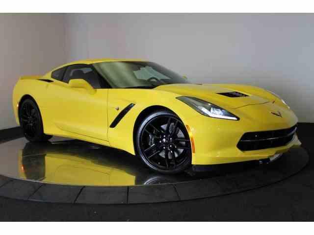 2016 Chevrolet Corvette | 990747