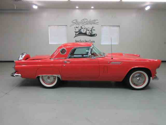 1956 Ford Thunderbird | 997476