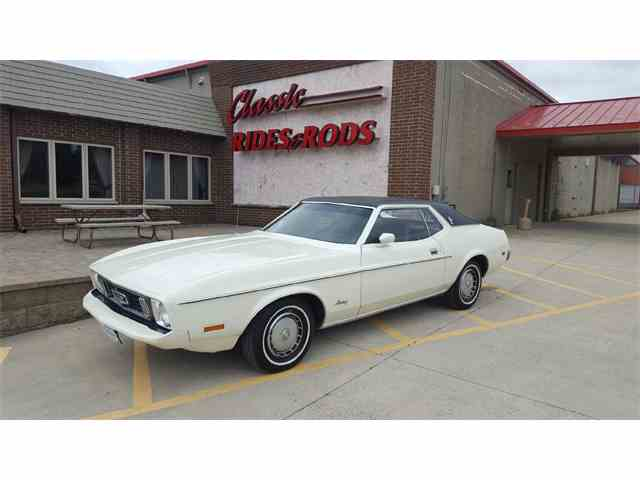 1973 FORD MUSTANG GRAND COUPE AC | 997482