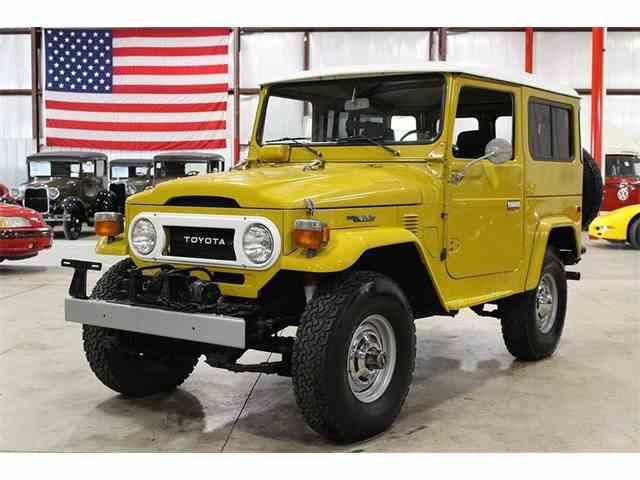 1976 Toyota Land Cruiser FJ | 997484
