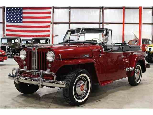 1948 Willys Jeepster   997488