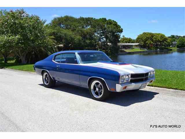 1970 Chevrolet Chevelle | 997489