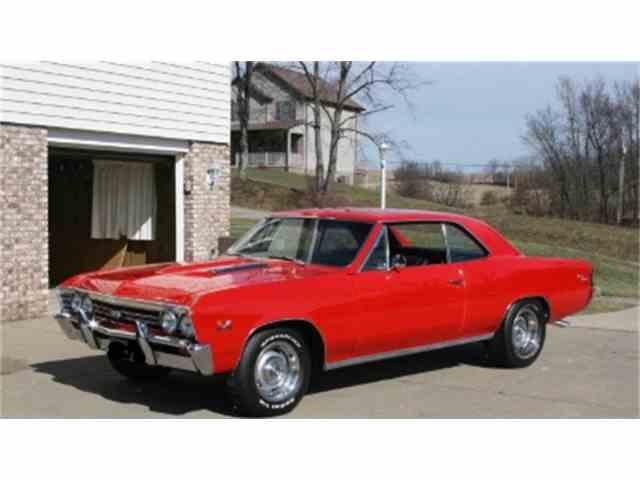 1967 Chevrolet Chevelle | 997494