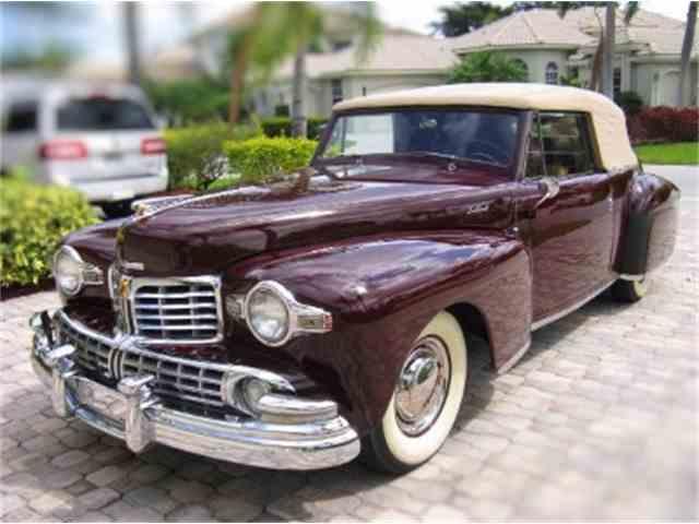 1948 Lincoln Continental | 997496