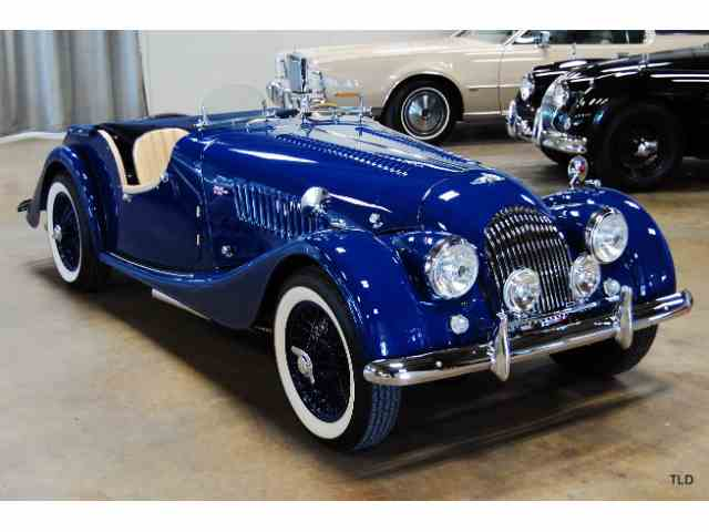 1963 Morgan Plus 4 | 997499