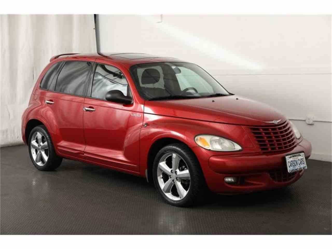 2004 Chrysler PT Cruiser for Sale - CC-997509