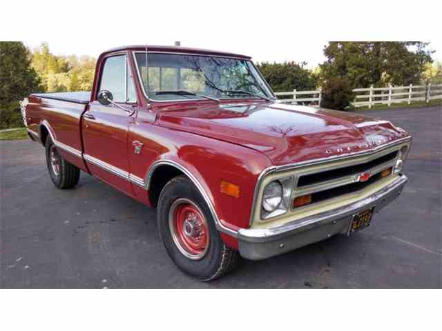 1968 Chevrolet C/K 20 | 997519