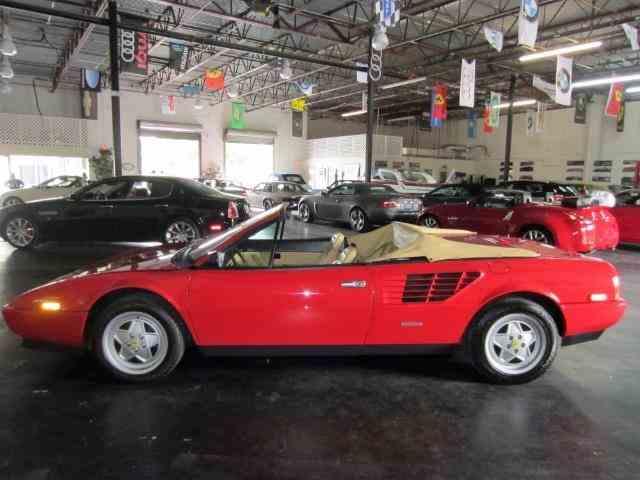 1988 Ferrari Mondial | 990752