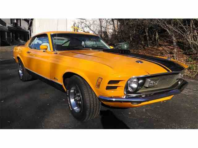 1970 Ford Mustang | 997521