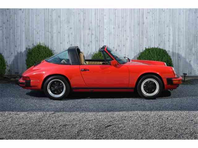 1989 Porsche Targa | 997525