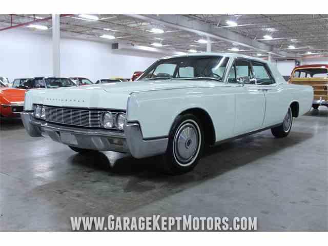 1967 Lincoln Continental 4-Door Sedan | 997532