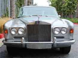 Picture of Classic '73 Rolls Royce Corniche located in Marina Del Rey California Offered by Chequered Flag International - L8GY