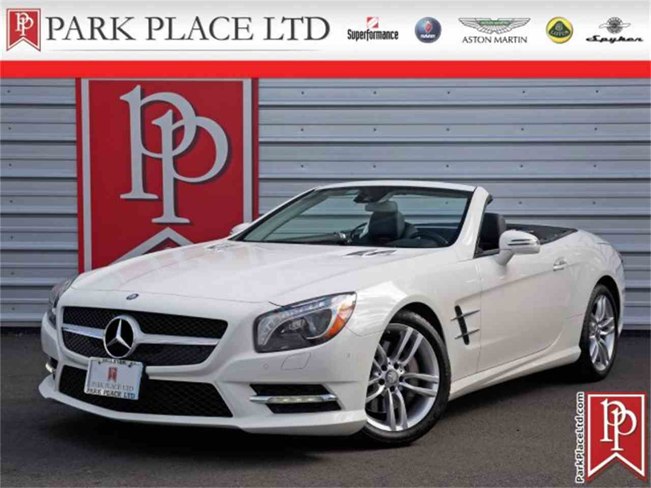 Large Picture of 2015 SL55 - $69,950.00 Offered by Park Place Ltd - L8H0