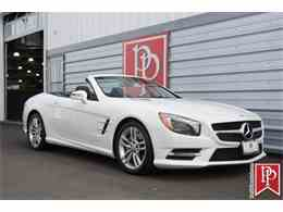 Picture of '15 Mercedes-Benz SL55 located in Bellevue Washington - L8H0