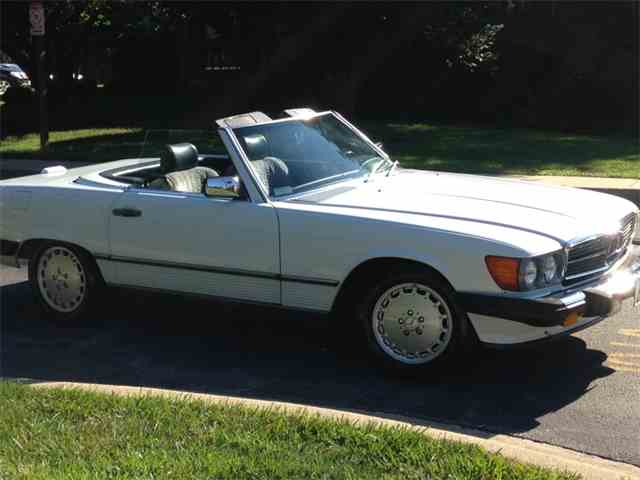 1989 Mercedes-Benz 560SL | 997560