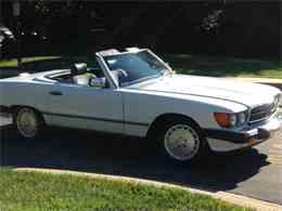 1989 Mercedes-Benz 560SL for Sale - CC-997560