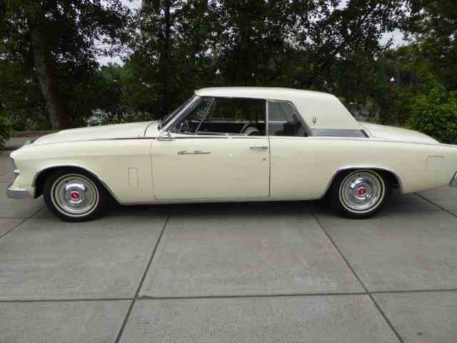 Classic Studebaker for Sale on ClassicCarscom  150 Available