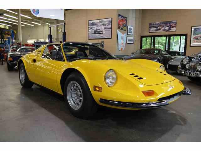 "1974 Ferrari 246 GTS Dino ""Chairs & Flares) | 997568"