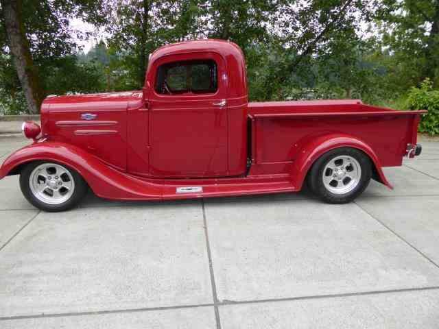 1936 Chevrolet SHORT BOX CUSTOM PU | 997571