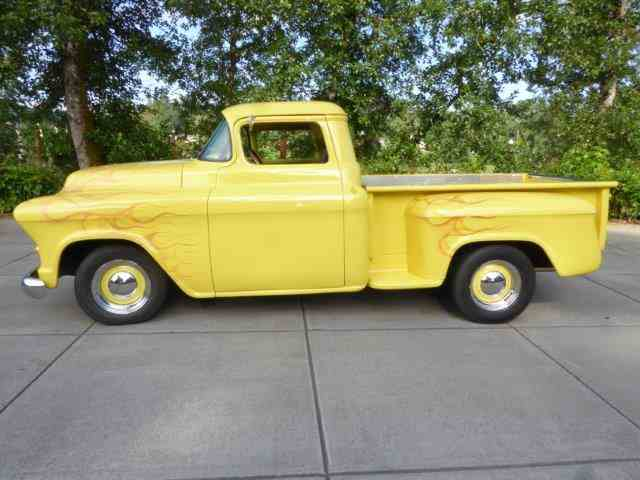 1955 Chevrolet  3100 stepside pu | 997572