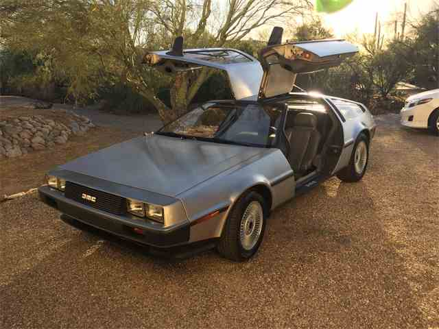 1981 DeLorean DMC-12 | 997590