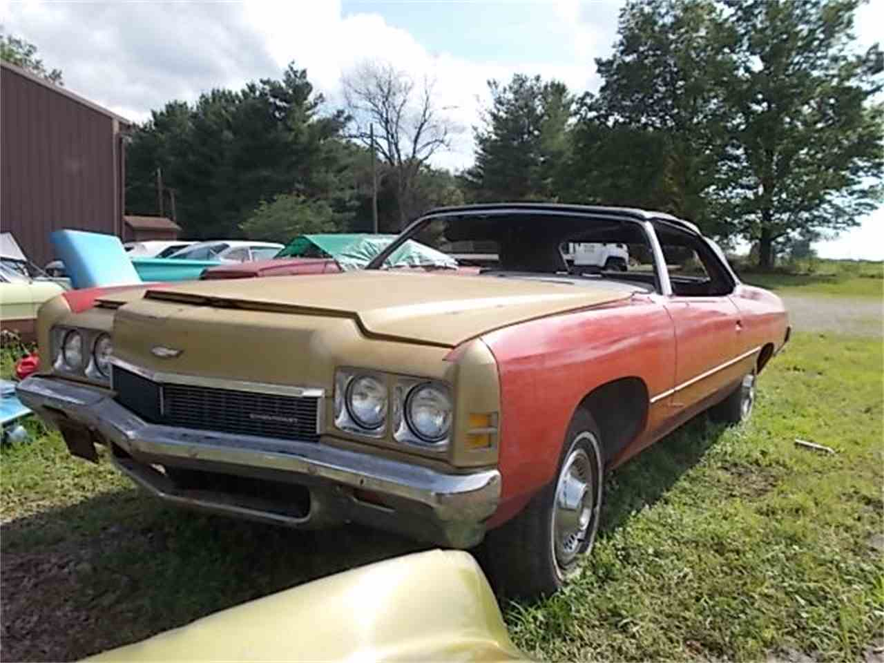 Large Picture of '72 Impala - LDQW