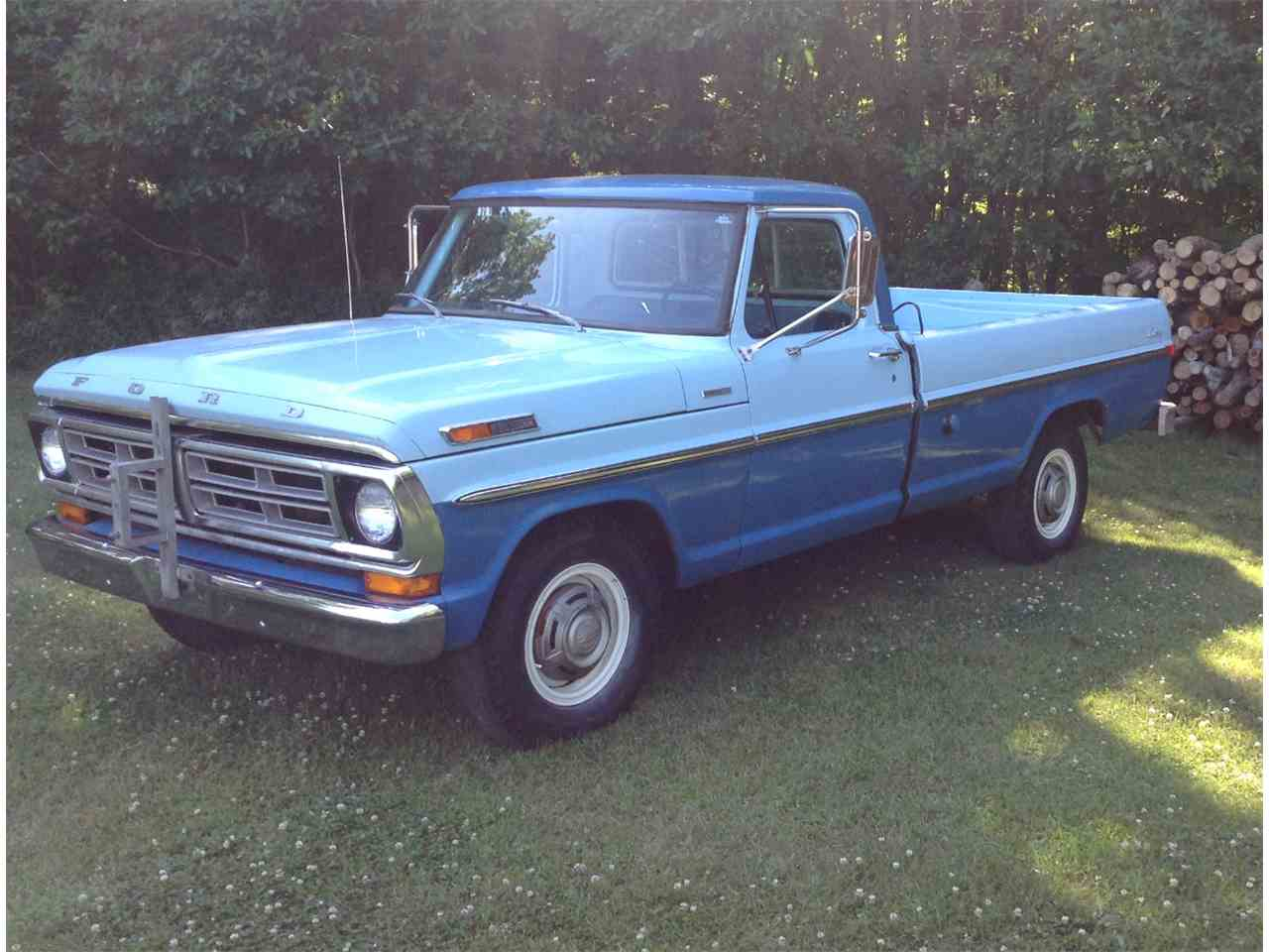Large Picture of Classic 1972 Ford F250 Offered by a Private Seller - LDR0