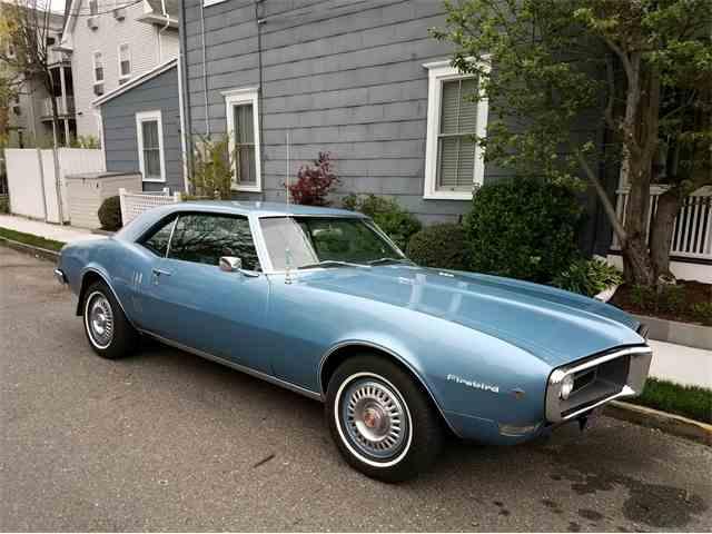 1968 Pontiac Firebird | 997612