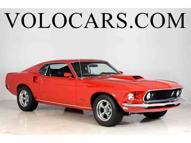 1969 Ford Mustang | 990763