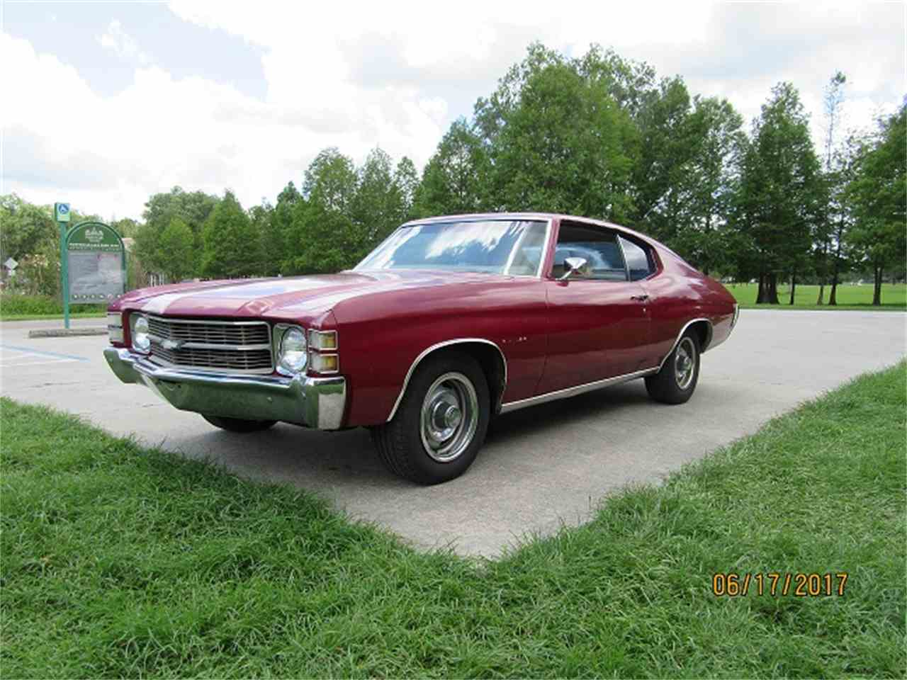 Large Picture of '71 Chevelle Malibu - LDSF