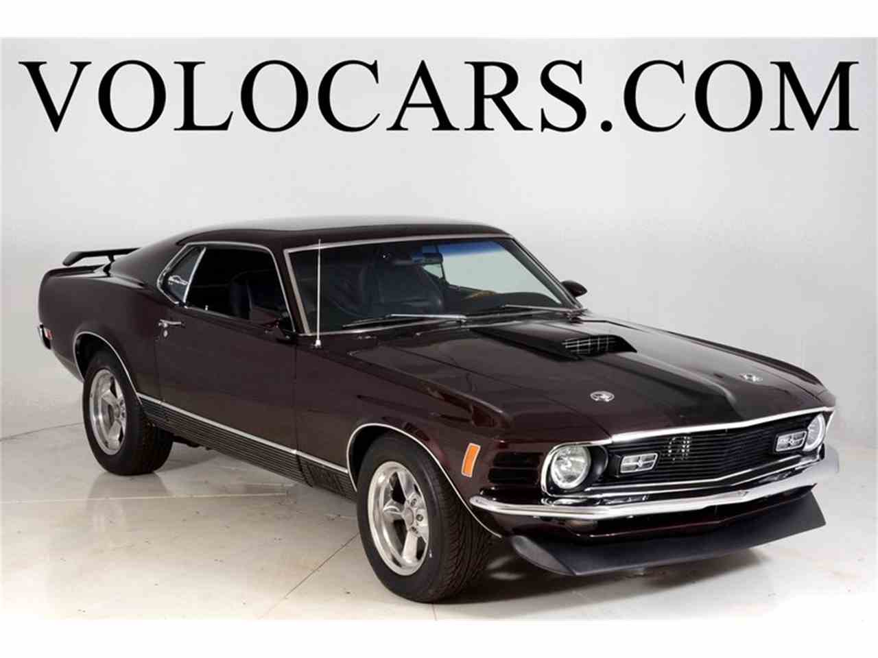 Large Picture of Classic '70 Mustang Mach 1 Pro Touring - $41,998.00 - L8H9
