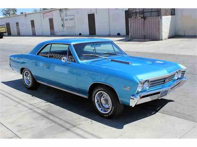 1967 Chevrolet Chevelle Malibu | 997651