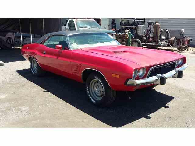 1973 Dodge Challenger | 997658