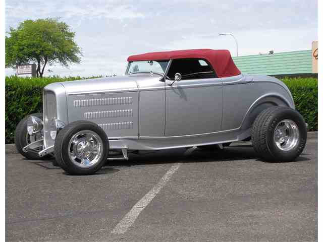 1932 FORD HIGHBOY CONVERTIBLE | 990766