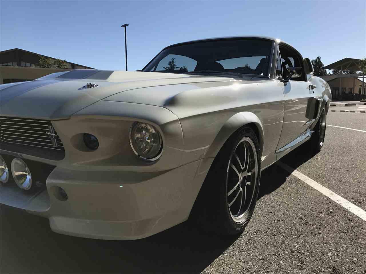 Large Picture of '67 Mustang  - LDSU