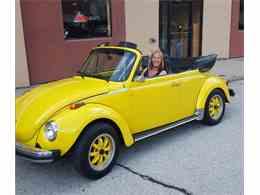 1975 Volkswagen Super Beetle for Sale - CC-997663