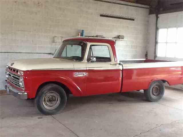 1966 Ford F100 | 997665