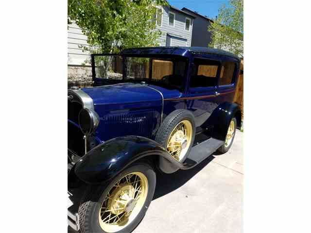 1931 Ford Model A | 997670