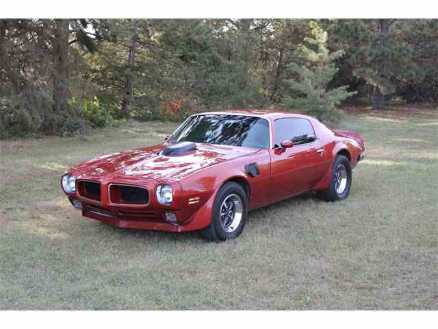 1972 Pontiac Firebird Trans Am | 997674